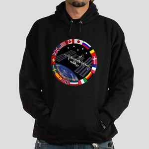 ISS Program Composite Hoodie (dark)